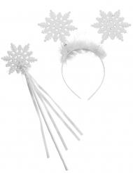 Sneeuwengel verkleedset