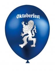 12 latex Oktoberfest ballonnen
