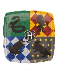 Aluminium Harry Potter™ Zweinstein huizen ballon