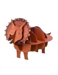 Kartonnen 3D dinosaurus houder