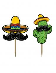50 kartonnen Mexican Fiesta prikkers