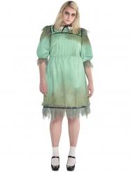 Enge tweeling kostuum voor vrouwen - Plus Size