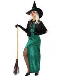 Heks van het westen outfit voor vrouwen