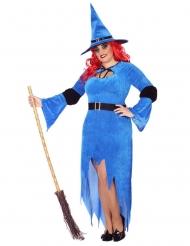 Noordelijke heks kostuum voor vrouwen - Plus Size