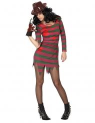 Nachtmerrie killer outfit voor vrouwen