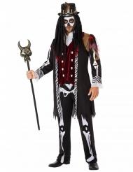 Voodoo tovenaar kostuum voor mannen