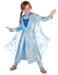 Blauwe ijsprinses kostuum voor meisjes