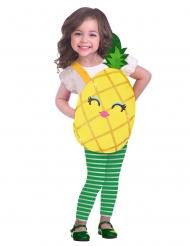 Klein schattig ananas kostuum voor meisjes