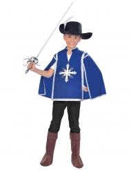 Koning musketier kostuum voor jongens