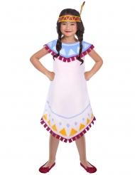 Tipi indiaan kostuum voor meisjes