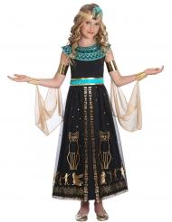 Glanzende Cleopatra outfit voor meisjes