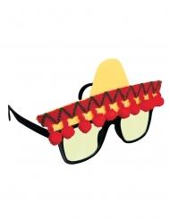 Fiesta bril voor volwassenen