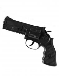 Zwart nep politie pistool