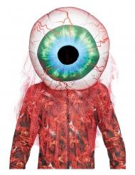 Enorm bloederig oog masker van schuim voor volwassenen