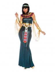 Luxe Nijl koningin kostuum voor vrouwen