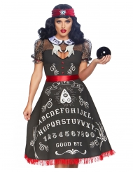 Luxe waarzegster kostuum voor vrouwen