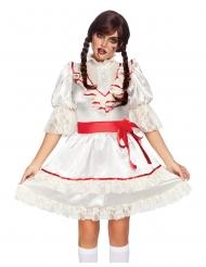Luxe horror pop outfit voor dames