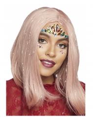 Zelfklevende godin gezichtsjuwelen