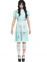 Evil horror meisje outfit voor vrouwen