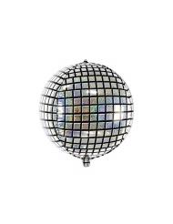 Aluminium discobal ballon