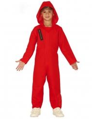 Rood overvaller pak voor kinderen