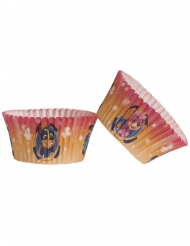 25 papieren Paw Patrol™ cupcakevormen