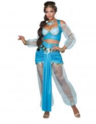 Orientaalse prinses kostuum voor vrouwen