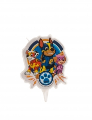 Paw Patrol™ personages verjaardagskaars
