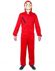 Rood overvaller pak voor tieners