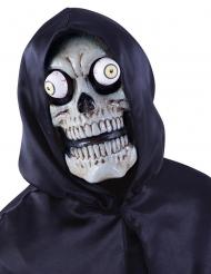 Skelet masker met uitpuilende ogen voor volwassenen