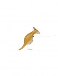 Wandelende kangoeroe aluminium ballon