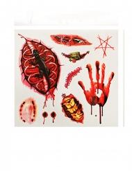 Neppe bloederige tatoeages