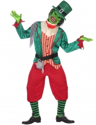 Zombie kabouter kostuum voor mannen