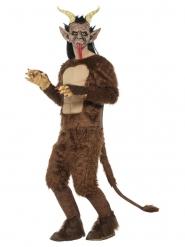 Luxe labyrinth duivel kostuum voor volwassenen