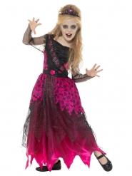 Roze gothic baljurk voor meisjes