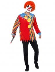 Gruwelijke clown set voor volwassenen
