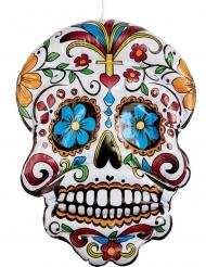 Opblaasbare Dia de los Muertos doodskop