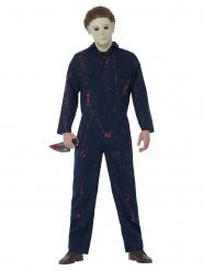 Compleet horror killer kostuum voor volwassenen
