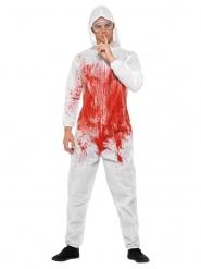 Bloederige serial killer outfit voor mannen