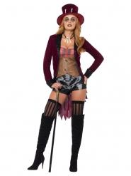 Sexy voodoo dompteur kostuum voor vrouwen