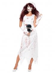 Vermoorde bruid kostuum voor vrouwen