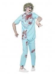 Zombie tandarts kostuum voor mannen