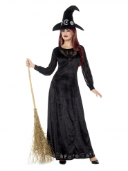 Charmante heks kostuum voor dames