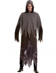 Duister graf spook kostuum voor volwassenen