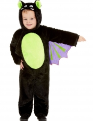 Pluche vleermuis kostuum voor kinderen