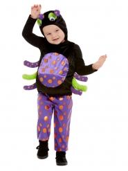 Pluche spin kostuum voor kinderen
