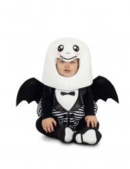 Grappig spook kostuum voor baby