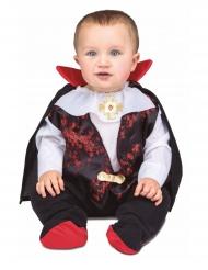 Vampier graaf pak voor baby