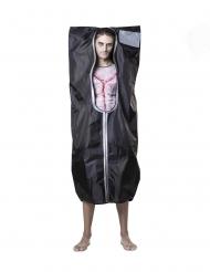 Lijkzak outfit voor volwassenen