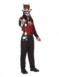 Voodoo tovenaar outfit voor mannen